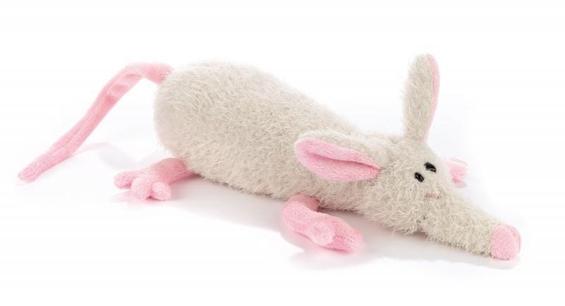 Мягкая игрушка BeastsTown Мышка Ай мог Ди