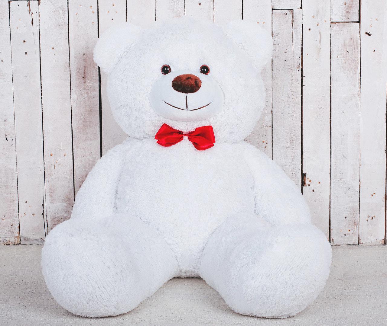 Мягкая игрушка Мишка Бенжамин Белый