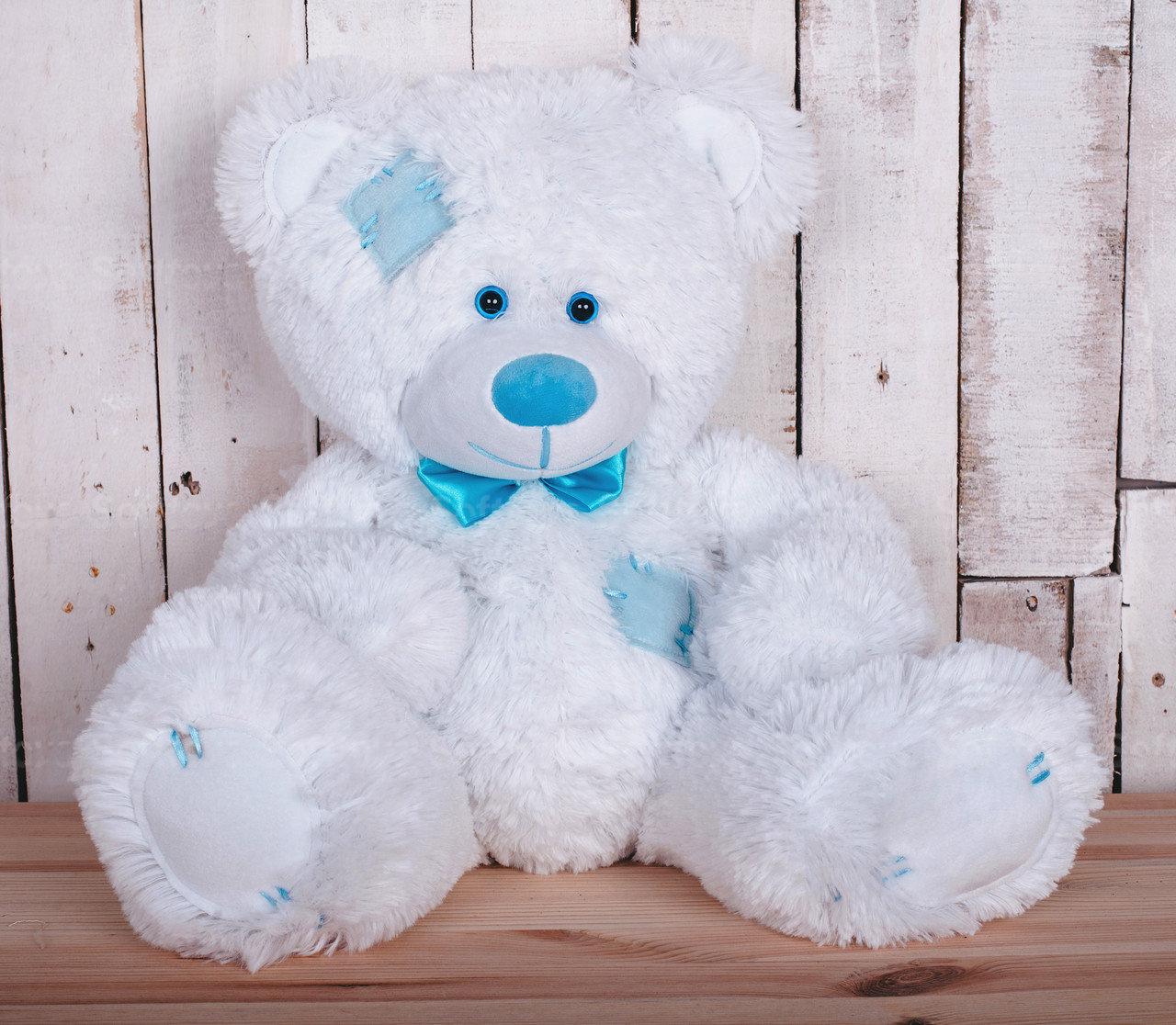 Мягкая игрушка Мишка Теодор Белый