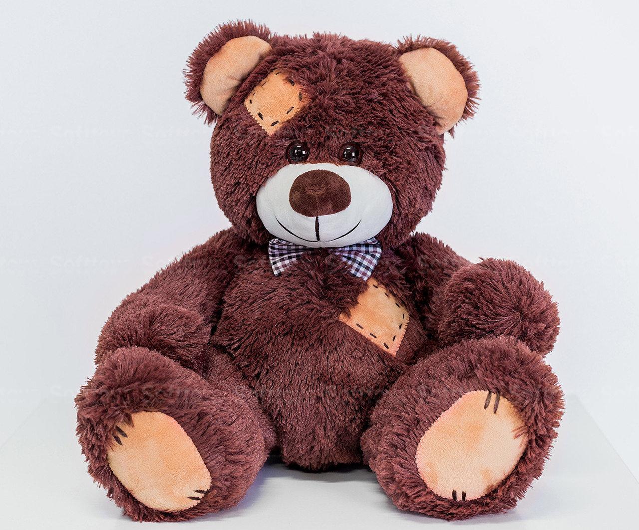 Мягкая игрушка Мишка Теодор Шоколадный