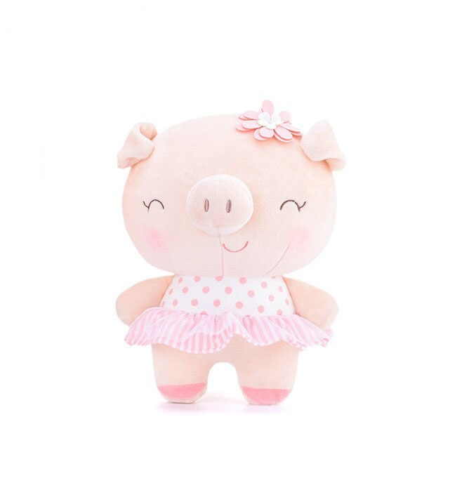 Мягкая игрушка Miss Pig