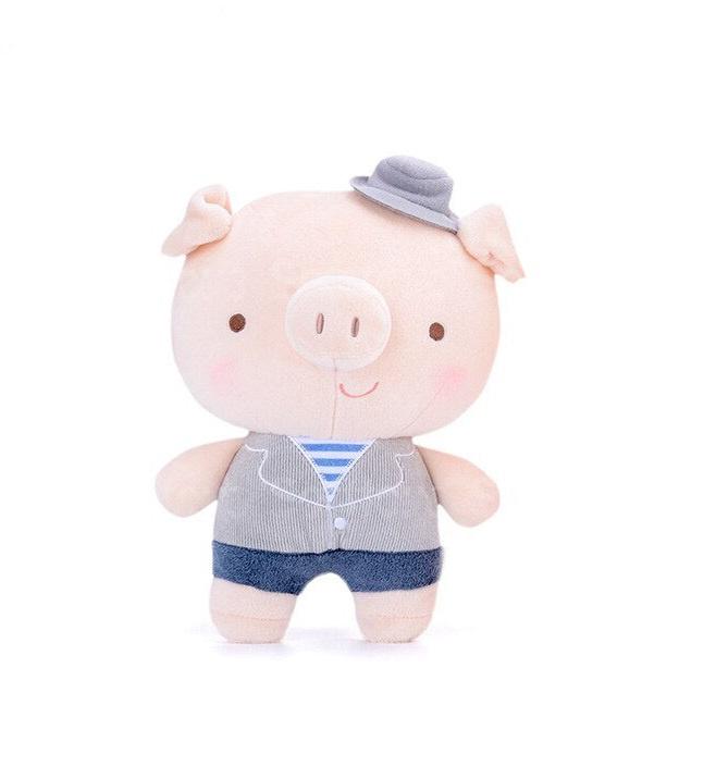 Мягкая игрушка Mr.Pig