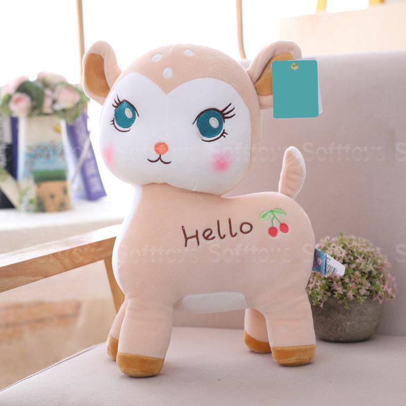 Мягкая игрушка Оленёнок Hello