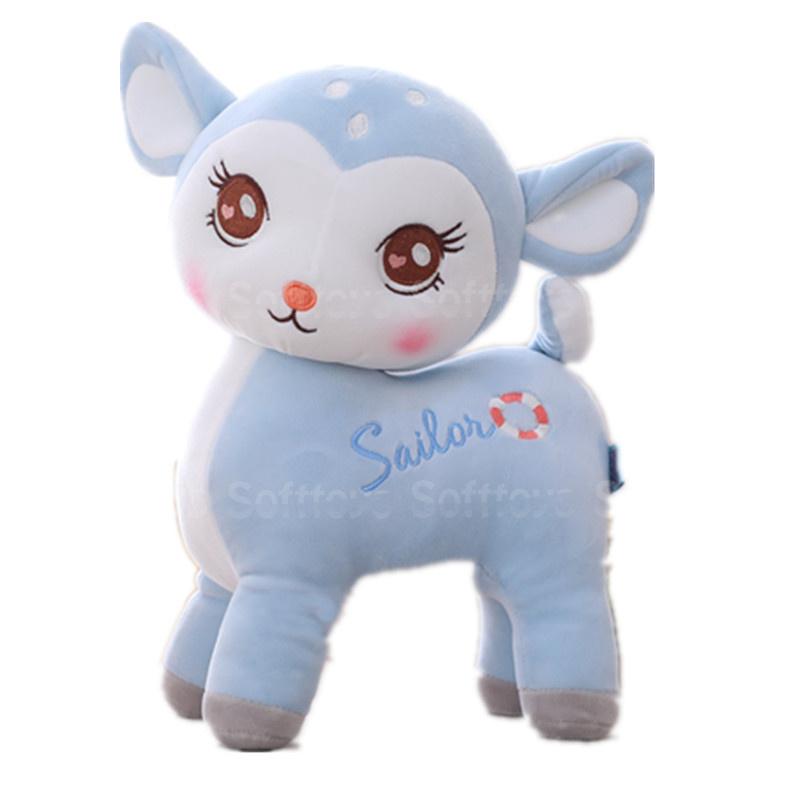 Мягкая игрушка Оленёнок Sailor