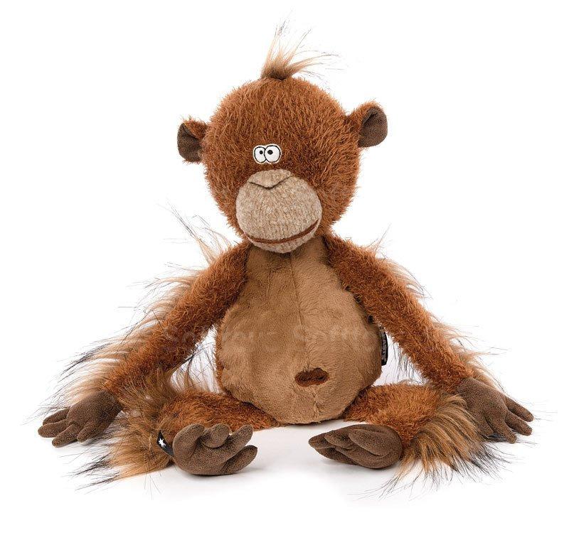Мягкая игрушка BeastsTown Орангутанг Ман-Ки
