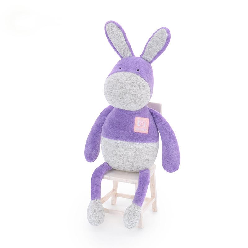 Мягкая игрушка Ослик Purple