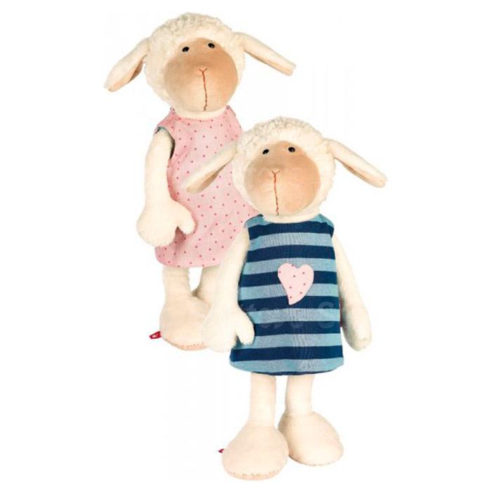 Мягкая игрушка Овечка в платье