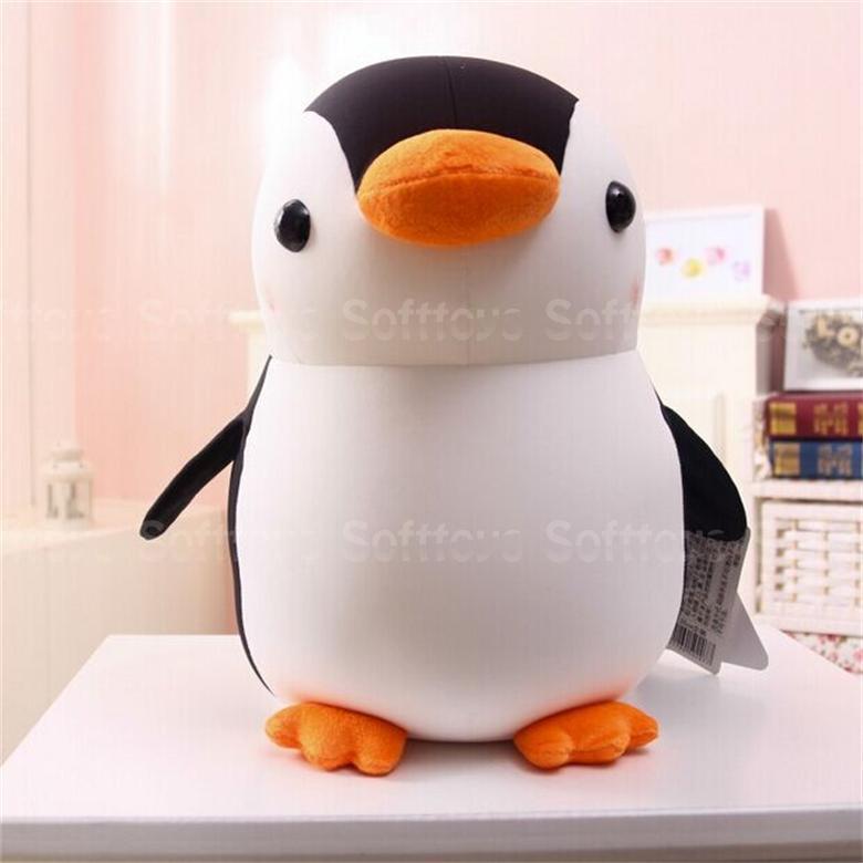 Мягкая игрушка Пингвин 28см