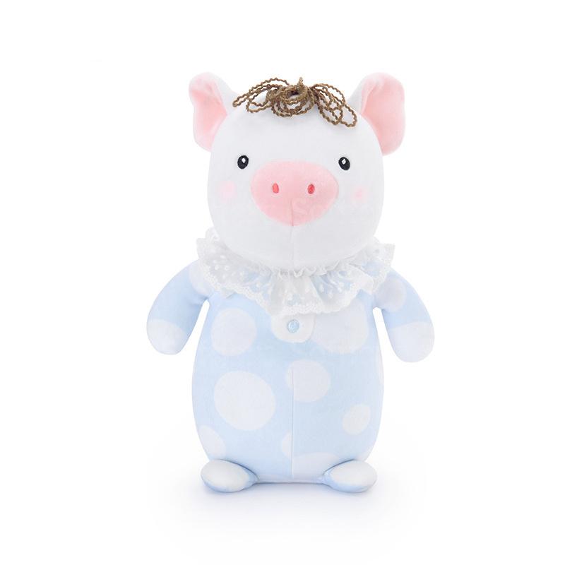 Мягкая игрушка Поросёнок Lili Pig Blue