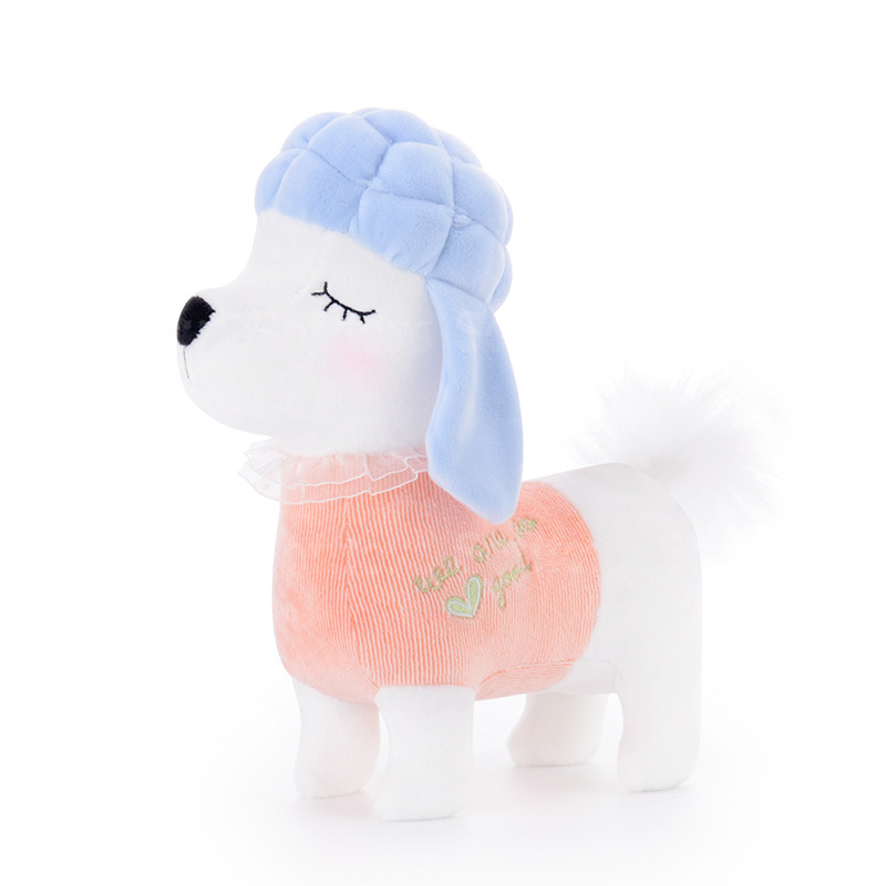Мягкая игрушка Пудель Pink-Blu