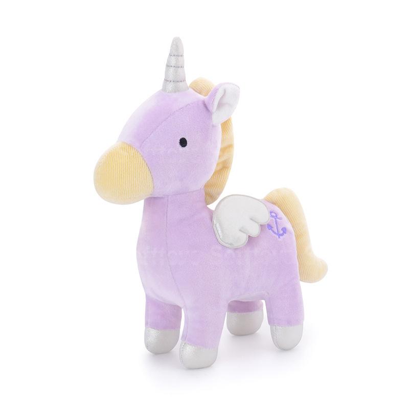 Мягкая игрушка Сказочный Единорог Purple
