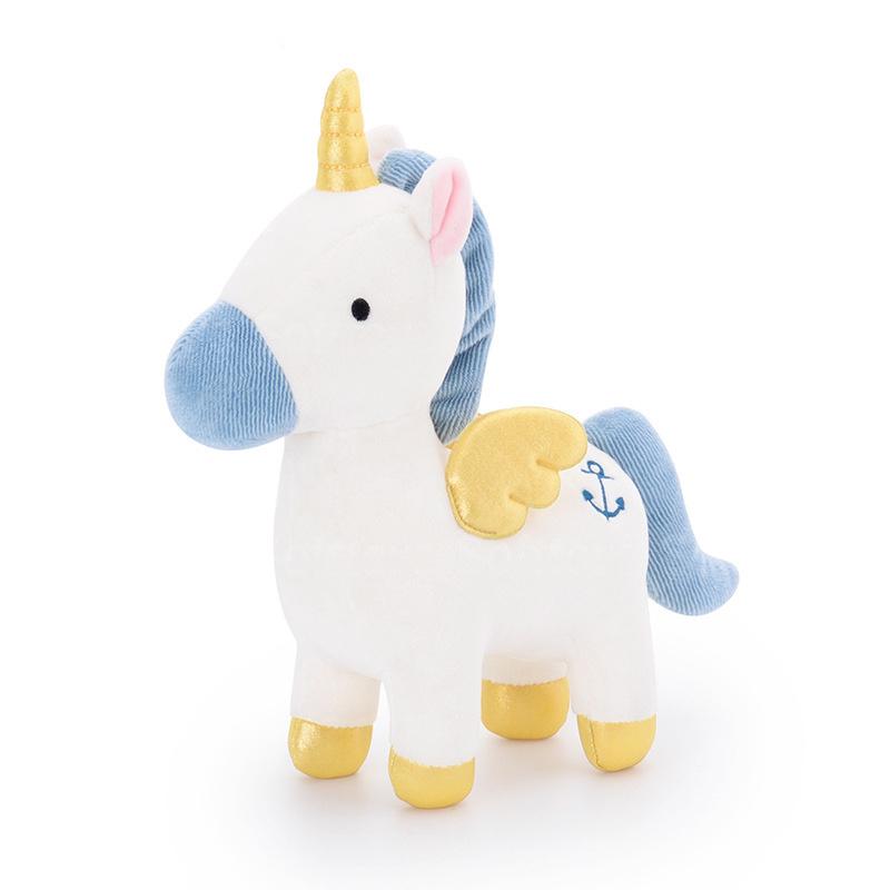 Мягкая игрушка Сказочный Единорог White
