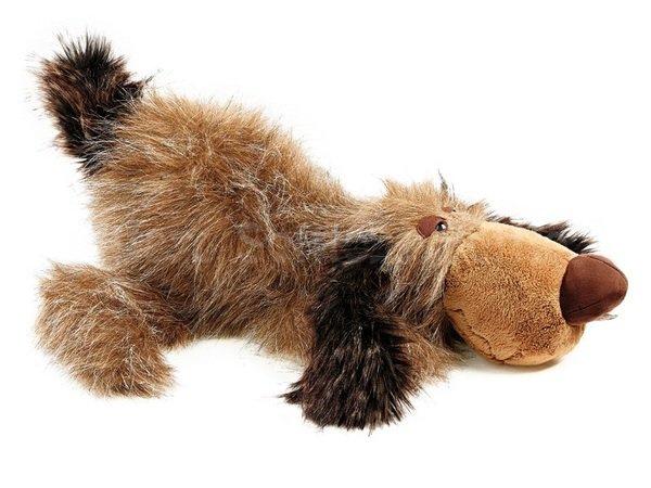 Мягкая игрушка BeastsTown Собачка Диванный Экстремал