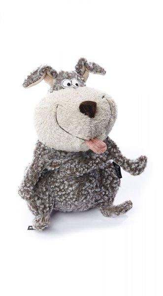 Мягкая игрушка BeastsTown Собачка Уотсон Бостон