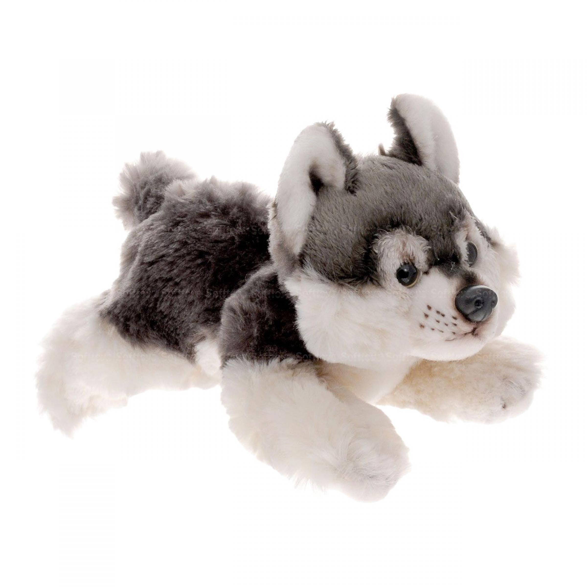 Мягкая игрушка Волчонок Чибо 19 см