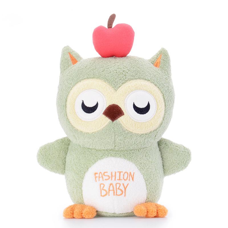 Мягкая игрушка Волшебная Совушка Green   47168