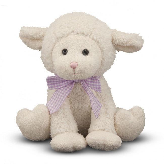 Мягкая игрушка Застенчивый Ягненок