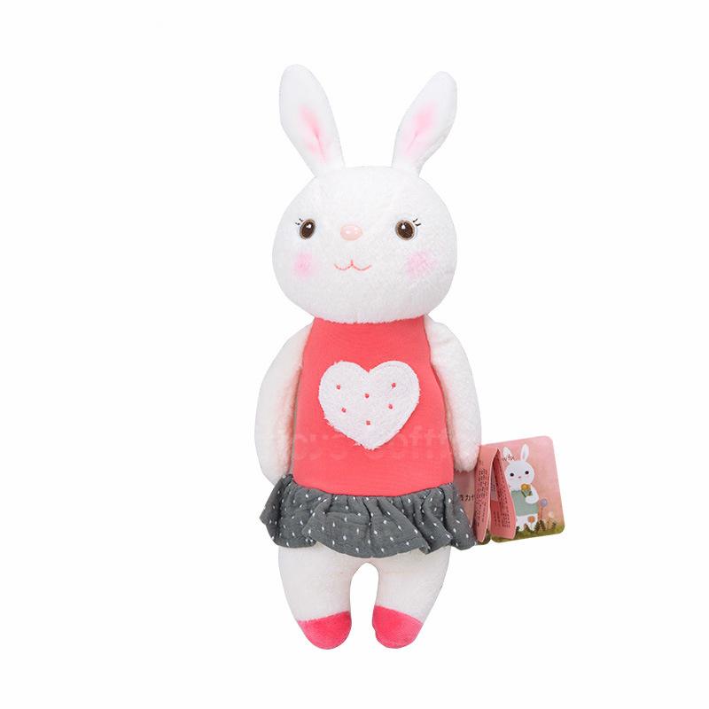Мягкая игрушка Зайка Tiramitu Heart