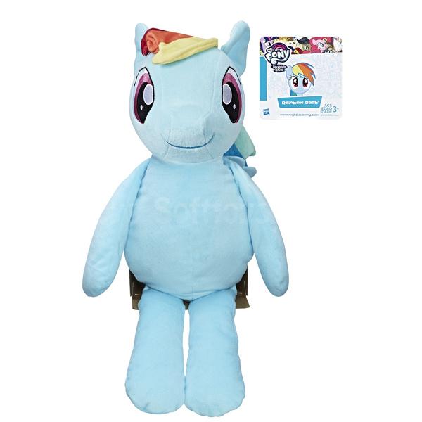 Мягкая игрушка для обнимашек My Little Pony (blu)