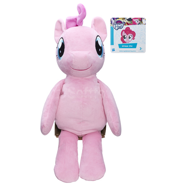 Мягкая игрушка для обнимашек My Little Pony (pink)
