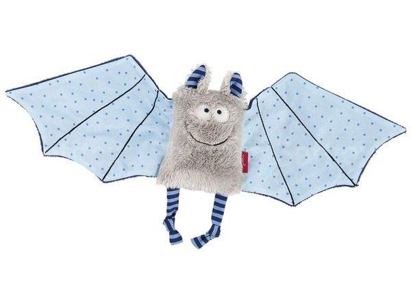 Мягкая игрушка-комфортер Летучая мышь