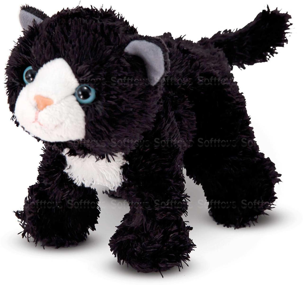 Мягкая игрушка котенок Лекси