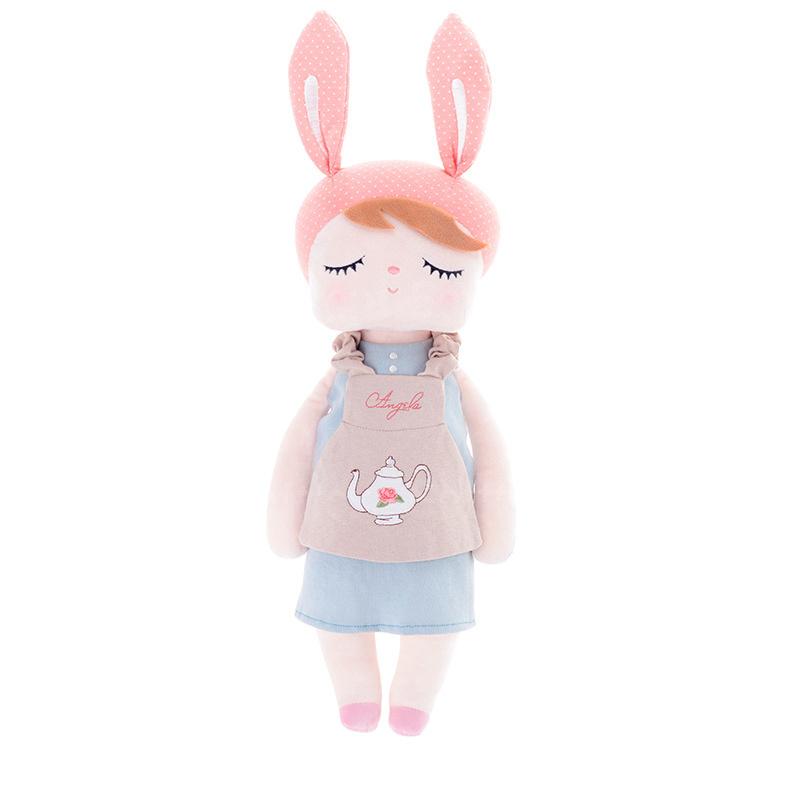 Мягкая игрушка-кукла Angela Bunny 33см
