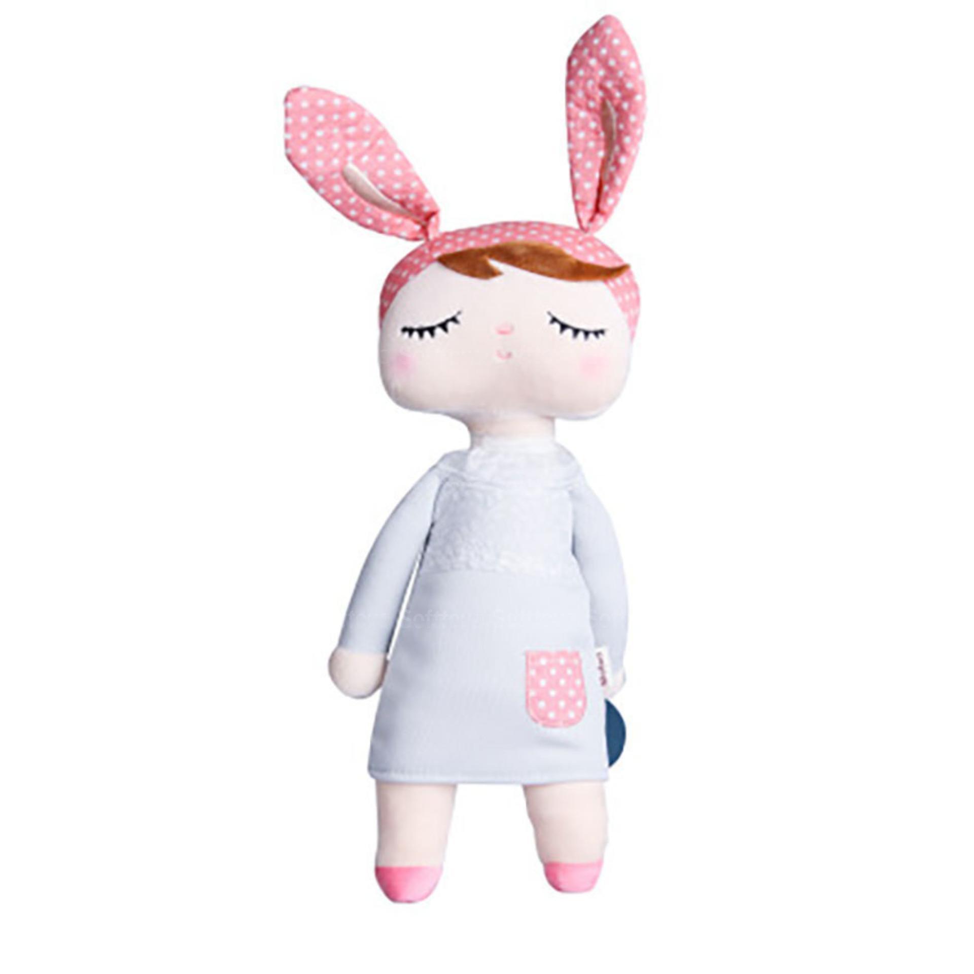 Мягкая игрушка-кукла Angela Gray dress