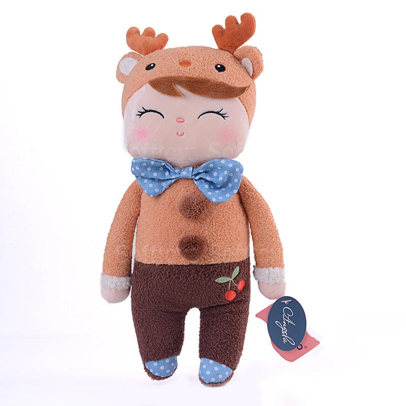 Мягкая игрушка-кукла Angela Оленёнок