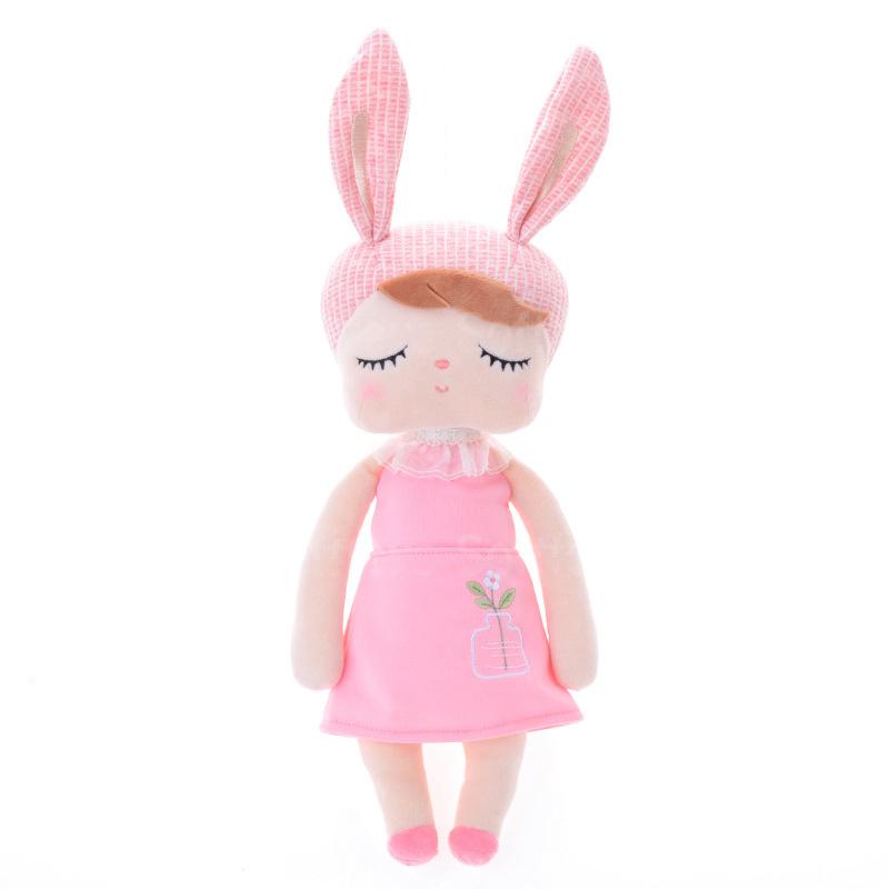Мягкая игрушка-кукла Angela Pinky bunny 33см