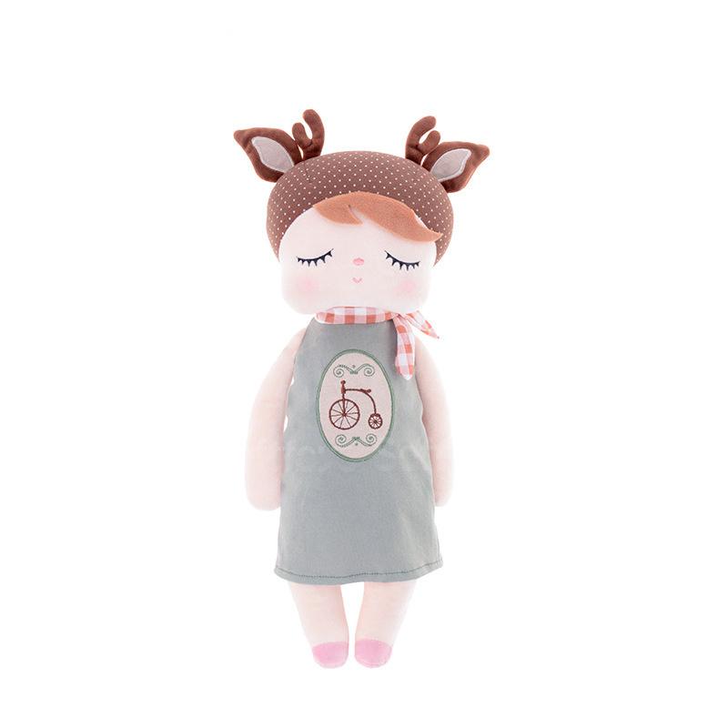 Мягкая игрушка-кукла Angela little deer 33см