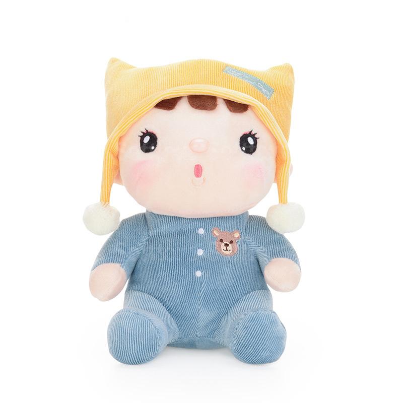 Мягкая игрушка-кукла Kawaii Blue-Yellow