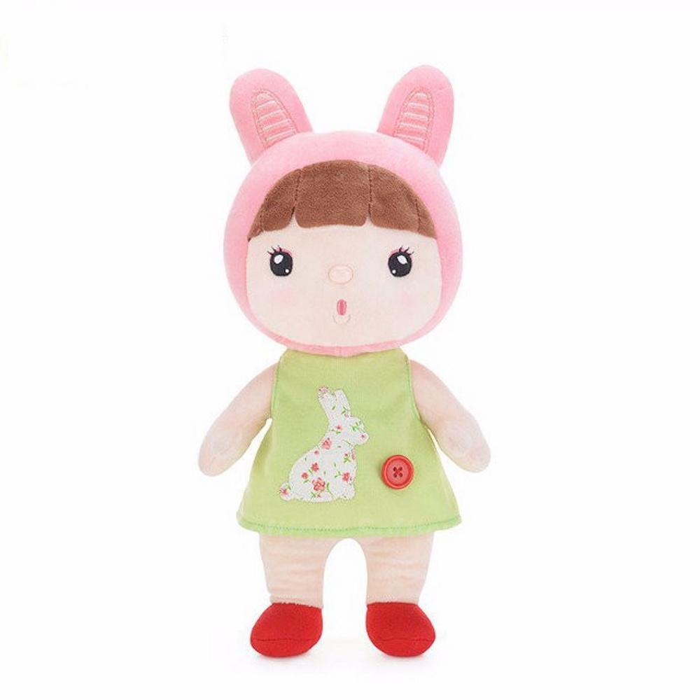 Мягкая игрушка кукла Kawaii Light Green