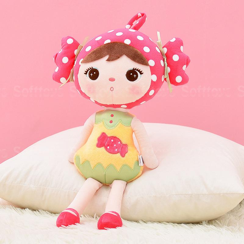 Мягкая игрушка-кукла Keppel Candy