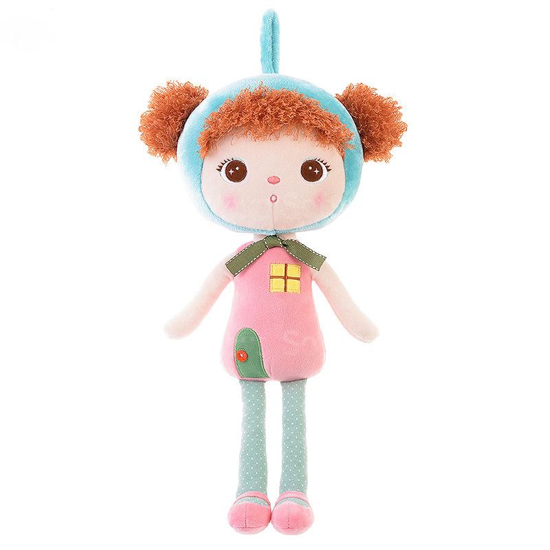 Мягкая игрушка-кукла Keppel Candy-Blu