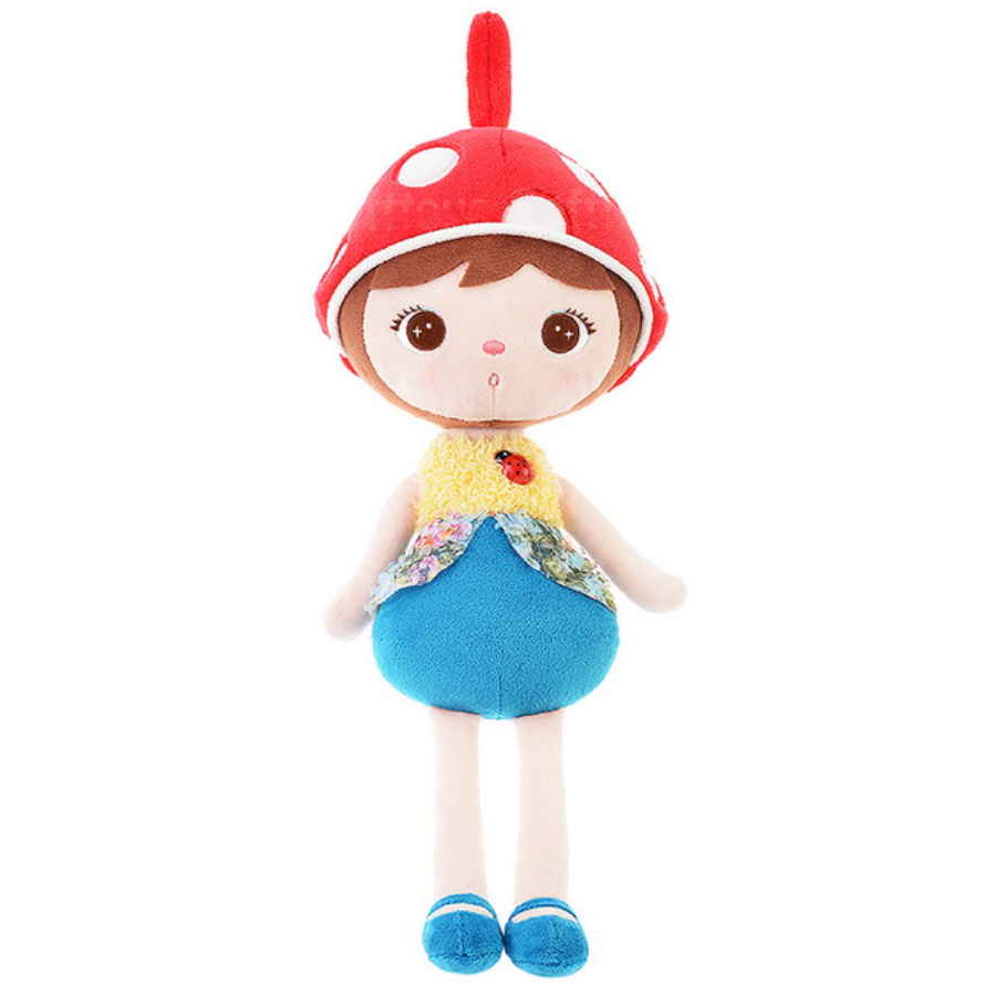 Мягкая игрушка кукла Keppel Lady bug