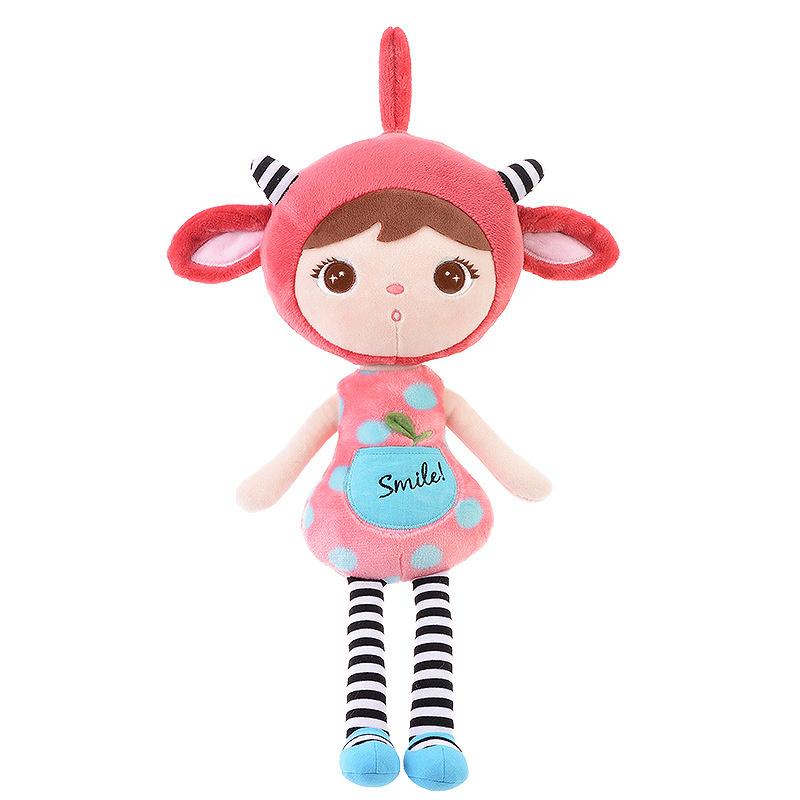 Мягкая игрушка-кукла Keppel Smile Coral