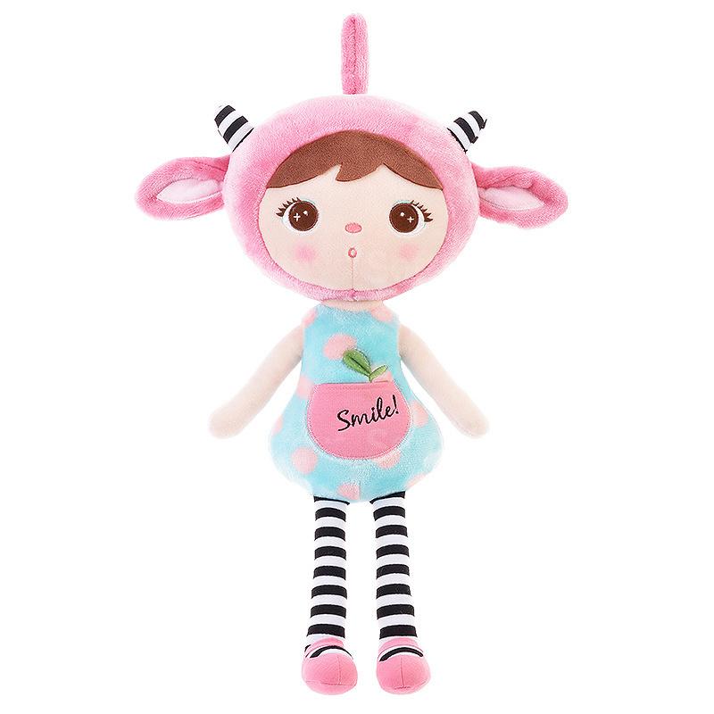 Мягкая игрушка-кукла Keppel Smile Pinky-Blu