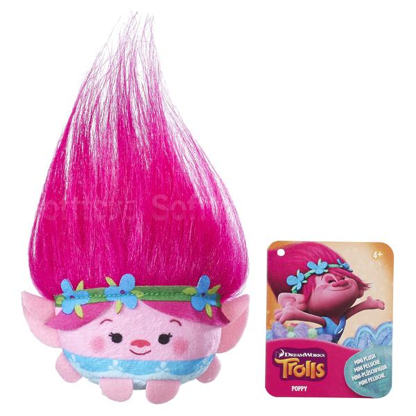 Мягкая игрушка мини TROLLS (Poppy)