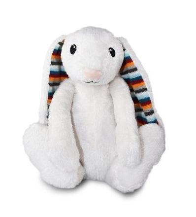 Мягкая игрушка ZAZU музыкальная с белым шумом Кролик BIBI