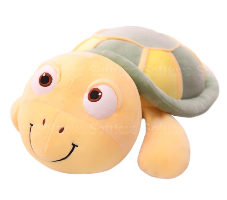 Мягкая игрушка-подушка Черепашка 45см