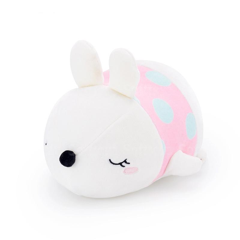 Мягкая игрушка-подушка Кролик Розовый