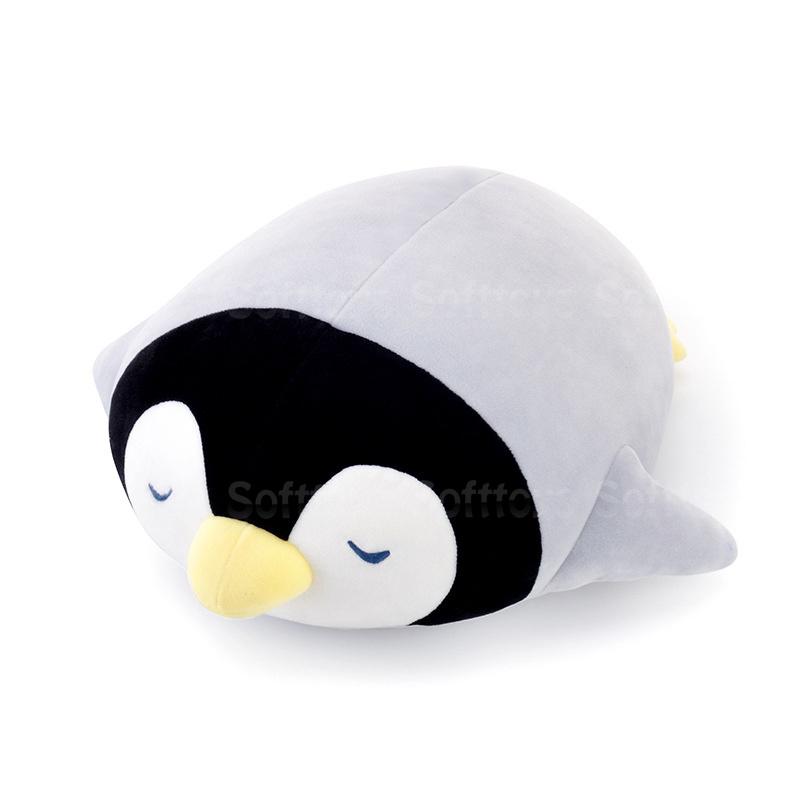 Мягкая игрушка-подушка Пингвин 36см