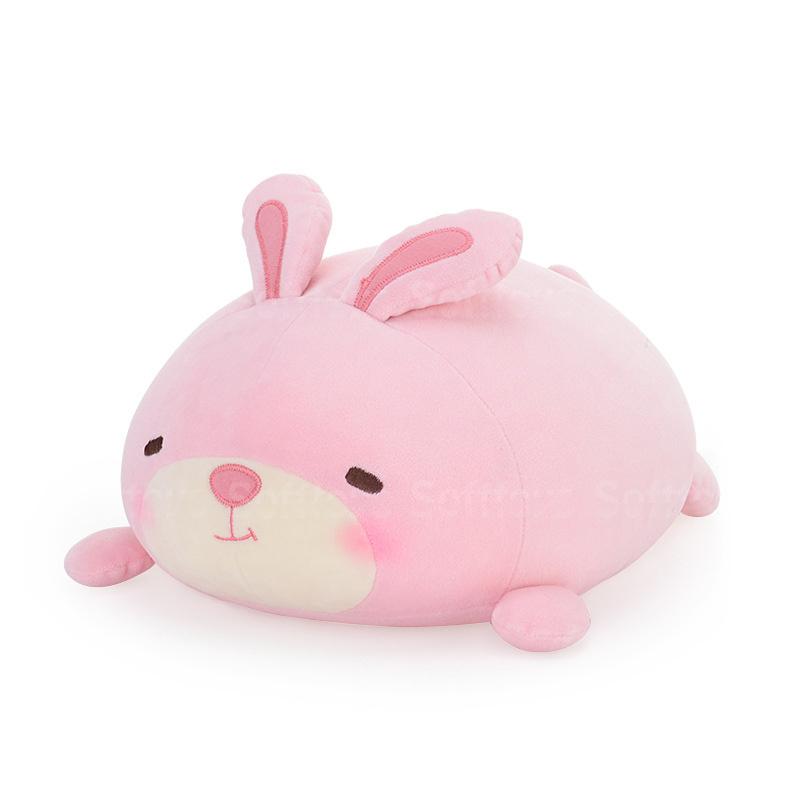 Мягкая игрушка-подушка Зайчик