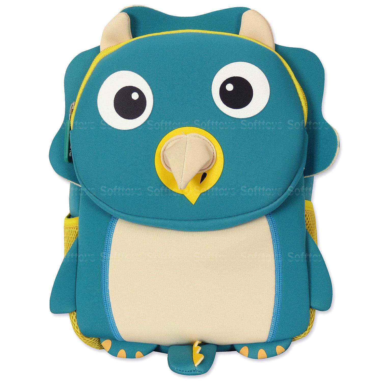 Мягкая игрушка-рюкзак Динозаврик