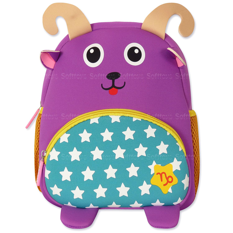 Мягкая игрушка-рюкзак Козерог