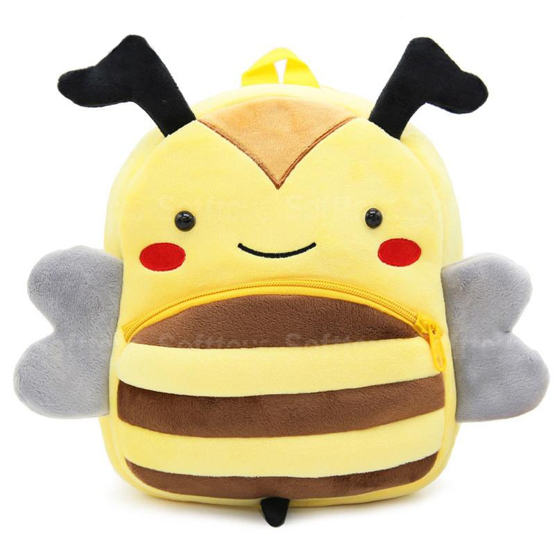 Мягкая игрушка-рюкзак Пчелка