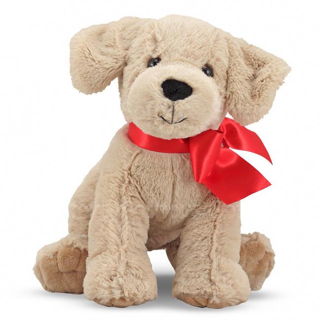 Мягкая игрушка щенок Лабрадора