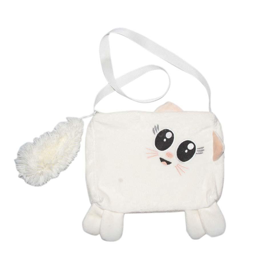 """Мягкая игрушка-сумка """"Кошка"""""""