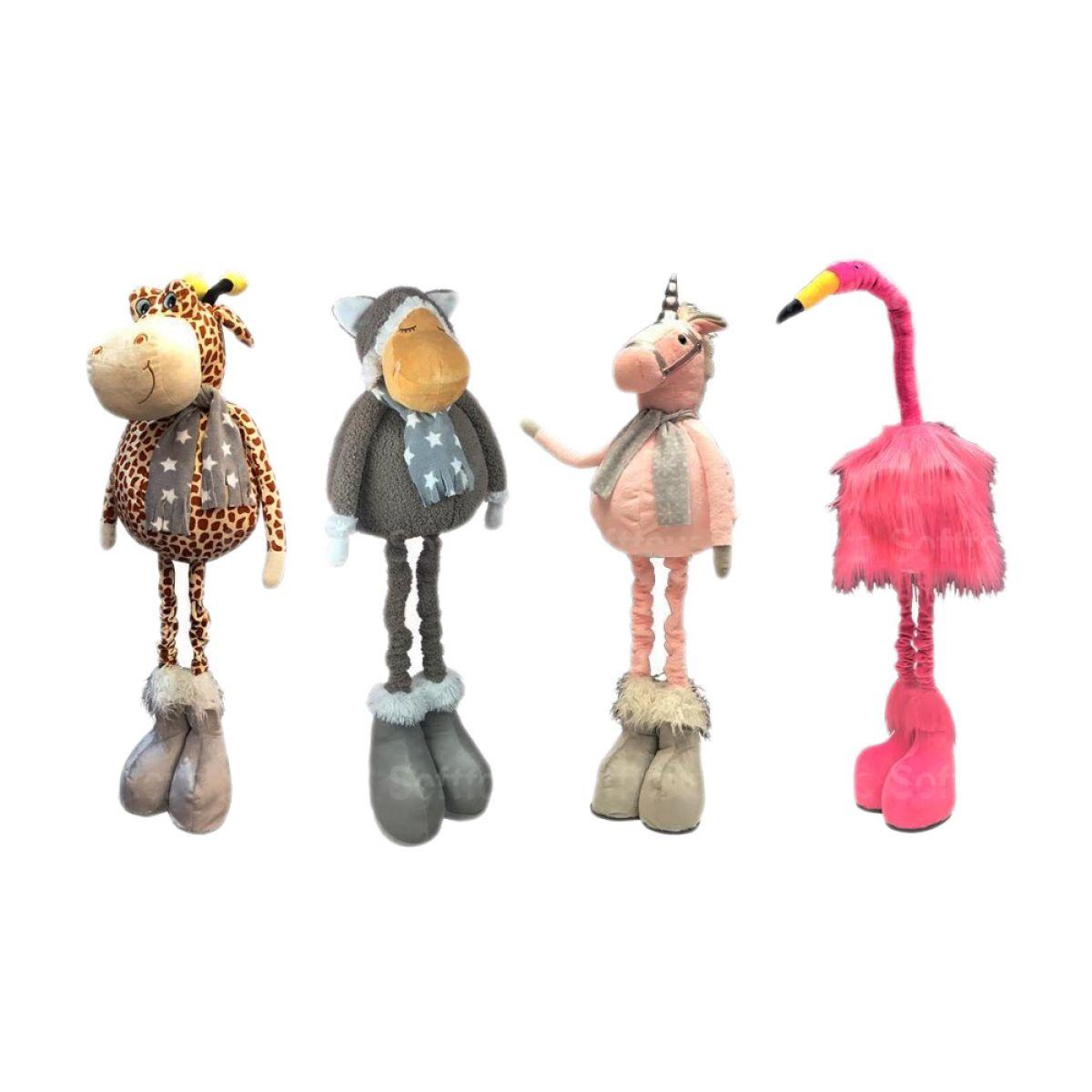 Мягкая растущая игрушка в ассортименте (Овечечка, Фламинго, Жирафчик и Единорог)